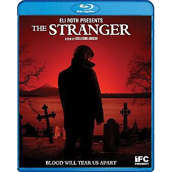 Eli Roth Presents the Stranger [Blu-ray] USA import