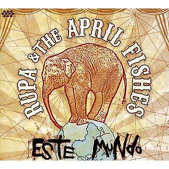 Rupa & the April Fishes - Este Mundo [CD] USA import