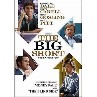 Big Short [DVD] USA import