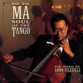 Yo-Yo Ma - Soul of the Tango: The Music of Astor Piazzolla [CD] USA import