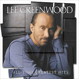 Lee Greenwood - importation USA All-Time Greatest Hits [CD]