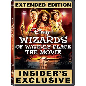 Wizards of Waverly: Movie [DVD] USA import