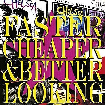 Chelsea - hurtigere billigere bedre leder [Vinyl] USA importerer