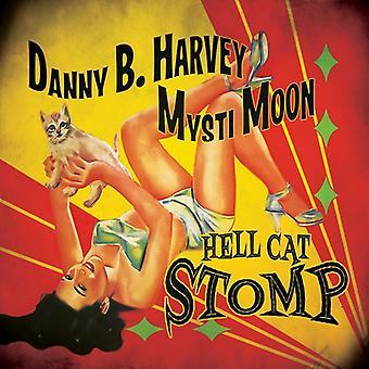 Harvey, Danny B. & Mysti Moon - Hell Cat Stomp [CD] USA import