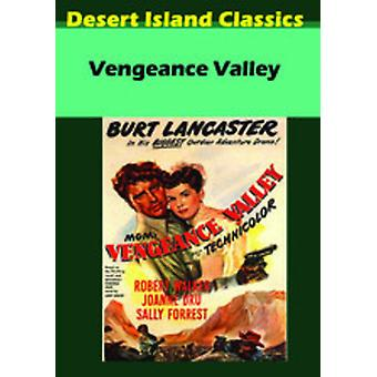 Vengeance Valley [DVD] USA import