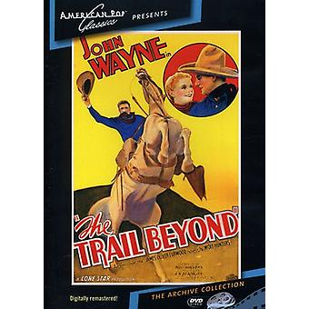 Camino más allá de (1934) importación de Estados Unidos [DVD]