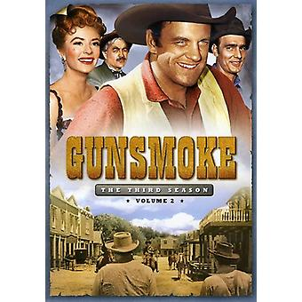 Gunsmoke - Gunsmoke: Third Season Volume 2 [DVD] USA import