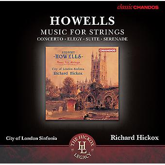 Herbert Howells - Howells: Musik för stråkar [CD] USA import