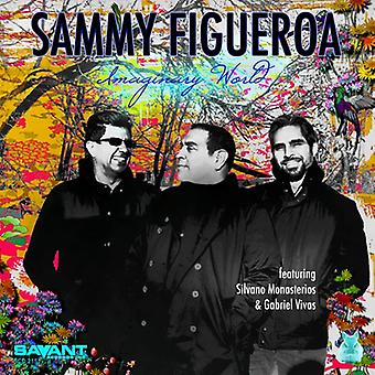 Sammy Figueroa - imaginære verden [CD] USA import