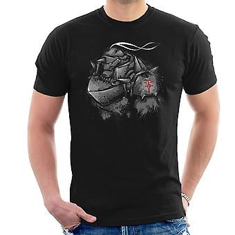 Fullmetal Alchemist Inside The Armor Men's T-Shirt