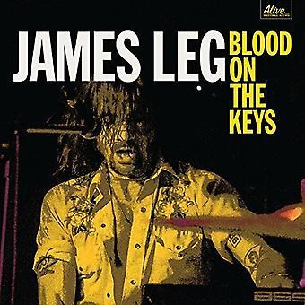James Leg - blod på tasterne [CD] USA importen