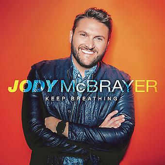 Jody McBrayer - holde vejrtrækning [CD] USA import