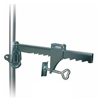 Trixie Ser Bar and Clip for Wall, 1_2 M (Cats , Kennels & Cat Flaps , Accessories)