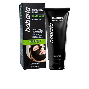 Babaria Mask Negra Detoxifying Facial 100 Ml Unisex