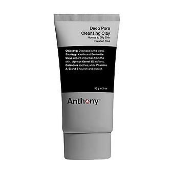 Anthony Logistics Deep Pore Cleansing Clay 90g