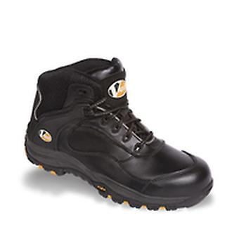 V12 VS640 Smash Black Hiker Boot EN20345:2011-S1P Size 10