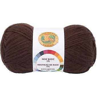 New Basic 175 Yarn-Espresso 675-126