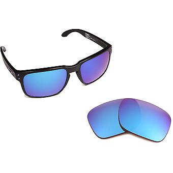 Best SEEK Replacement Lenses for Oakley HOLBROOK Blue Red Grey