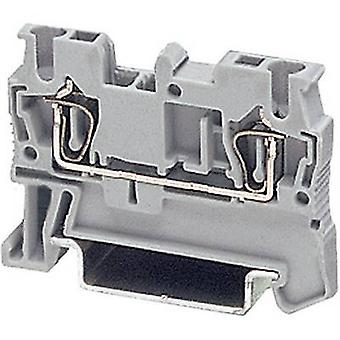 Phoenix Contact 3031076 ST 1,5 Tension Spring Feed-Through Terminal Grey