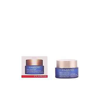Clarins Multi Active Creme Legere Nuit 50ml Womens Sealed Boxed