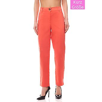 Ashley brooke by heine Stretch ladies trousers short size Red