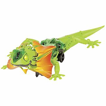 Infrared Sensored Frilled Lizard Robot