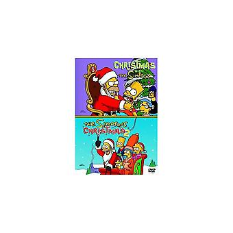 Weihnachten mit den Simpsons/die Simpsons Christmas 2 (DVD)