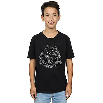 Harry Potter Boys Ravenclaw Seal T-Shirt