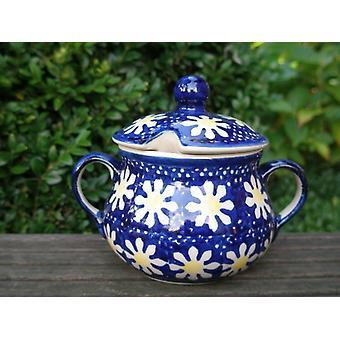 CUKIERNICA, Wysokość 10 cm, Ø 12 cm, tradycja 65 - ceramiczne naczynia - BSN 62470