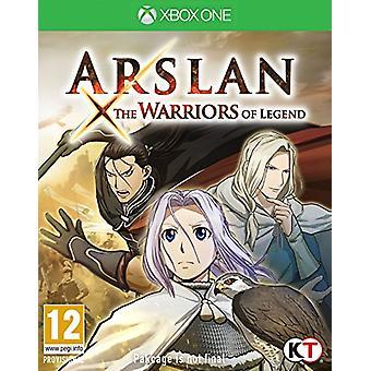 Arslan The Warriors of Legend (Xbox One)