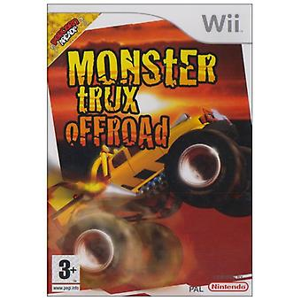 Monster Trux Offroad (Wii)