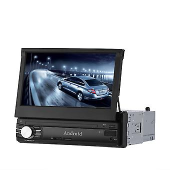 Universal Fitting One Din Car Stereo - 7 Inch, GPS, Android 6.0, Bluetooth, WIFI, FM/AM