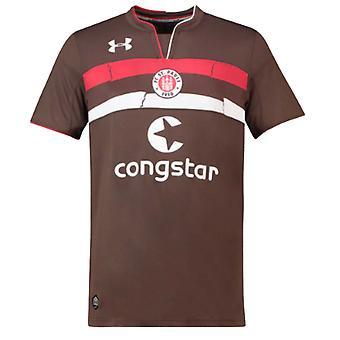 2018-2019 St Pauli Home Football Shirt (Kids)