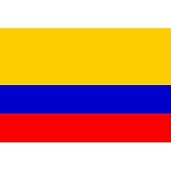 Kolumbianische Flagge 5 x 3 ft mit Ösen für hängende