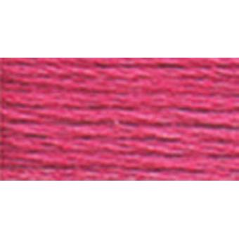 DMC 6-Strand Embroidery Cotton 100g Cone-Cranberry Medium