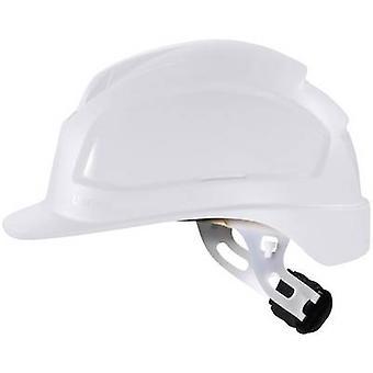 Hard hat White Uvex pheos E-S-WR 9770031