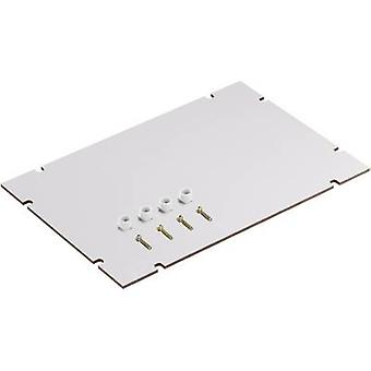 Spelsberg 7101101 Gti GMI 1 GTi Mounting Plate For Plastic Casing (L x W) 260 mm x 160 mm Insulator Compatible with (de