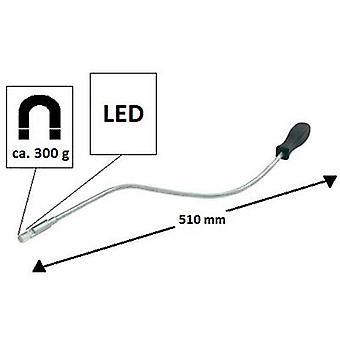 Levantador magnético de BASETECH 820681 LED Flexible