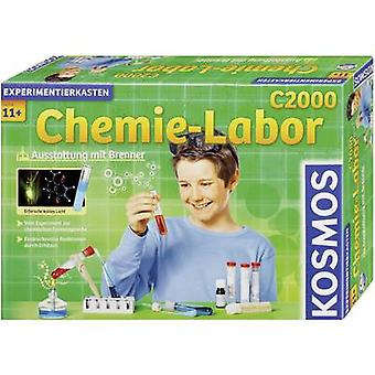 Science kit Kosmos Chemielabor C2000 640125 11 years and over