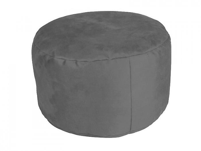 Coussin Anthracite Garniture 34 De Alka 47 Tabouret Pouf Siège Grand Avec X 2EHWID9