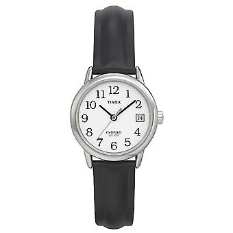 Timex T2H331 Women's Basic Big Date Easy Reader Watches