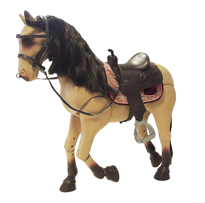 Notre génération Poseable Morgan Horse