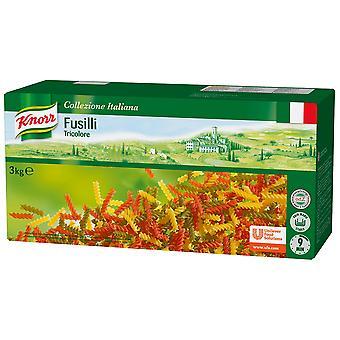 Knorr Tricolore Fusilli Pasta