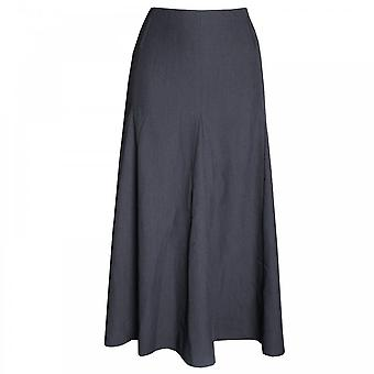 Apanage Women's Plain Classic Flared Skirt