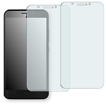 ZTE Grand S lll screen protector - Golebo crystal clear protection film