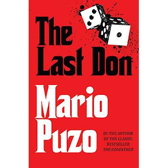 The Last Don by Mario Puzo - 9780099533245 Book