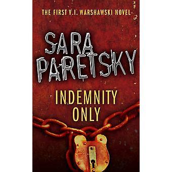 Freistellung nur von Sara Paretsky - 9780340935125 Buch
