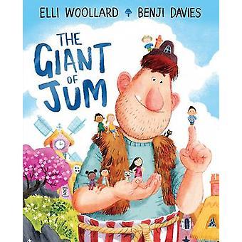 Der Riese von Jum (Hauptmarkt Hrsg.) von Elli Woollard - Benji Davies-