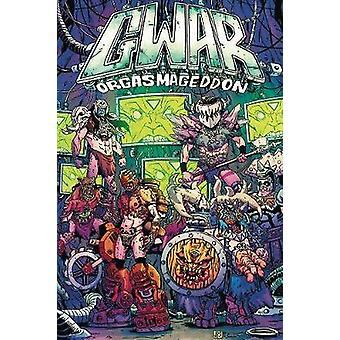 Gwar - Orgasmageddon by Matt Miner - 9781524105013 Book