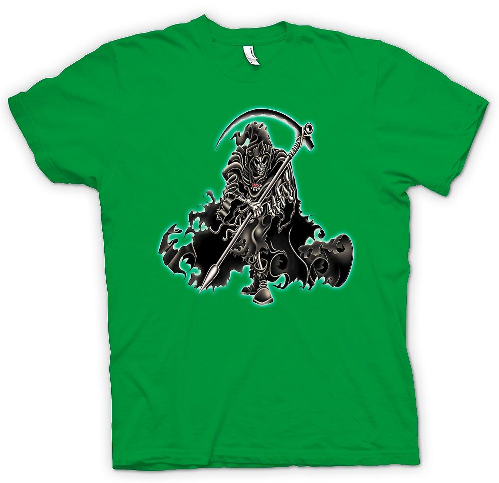 Mens T-shirt - The Grim Reaper